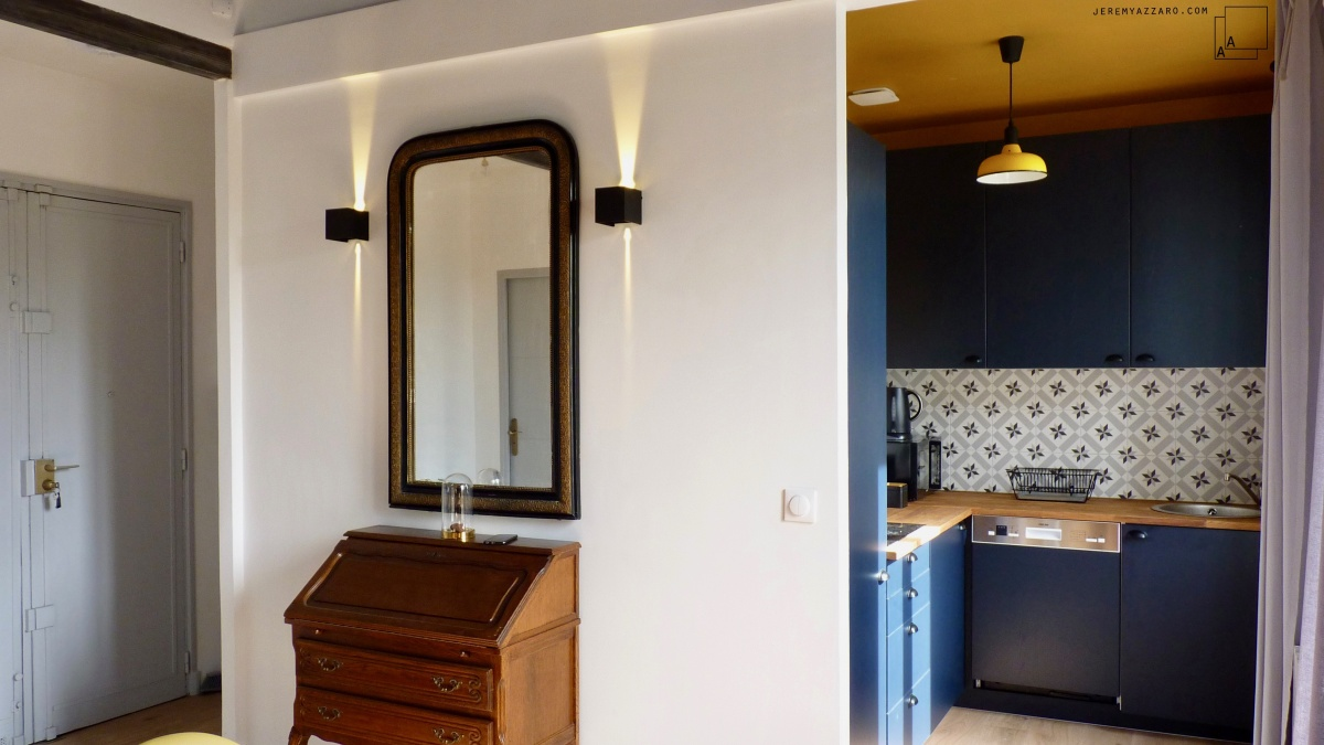 Rénovation d'un appartement « couleurs palais » : renovation-architecture-interieur-marseille-azzaro-architecte