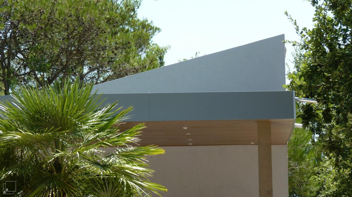 Création d'une dépendance estivale « pavillon des pins » : forme-architecture-moderne-style-provence-jeremy-azzaro-architecte-min