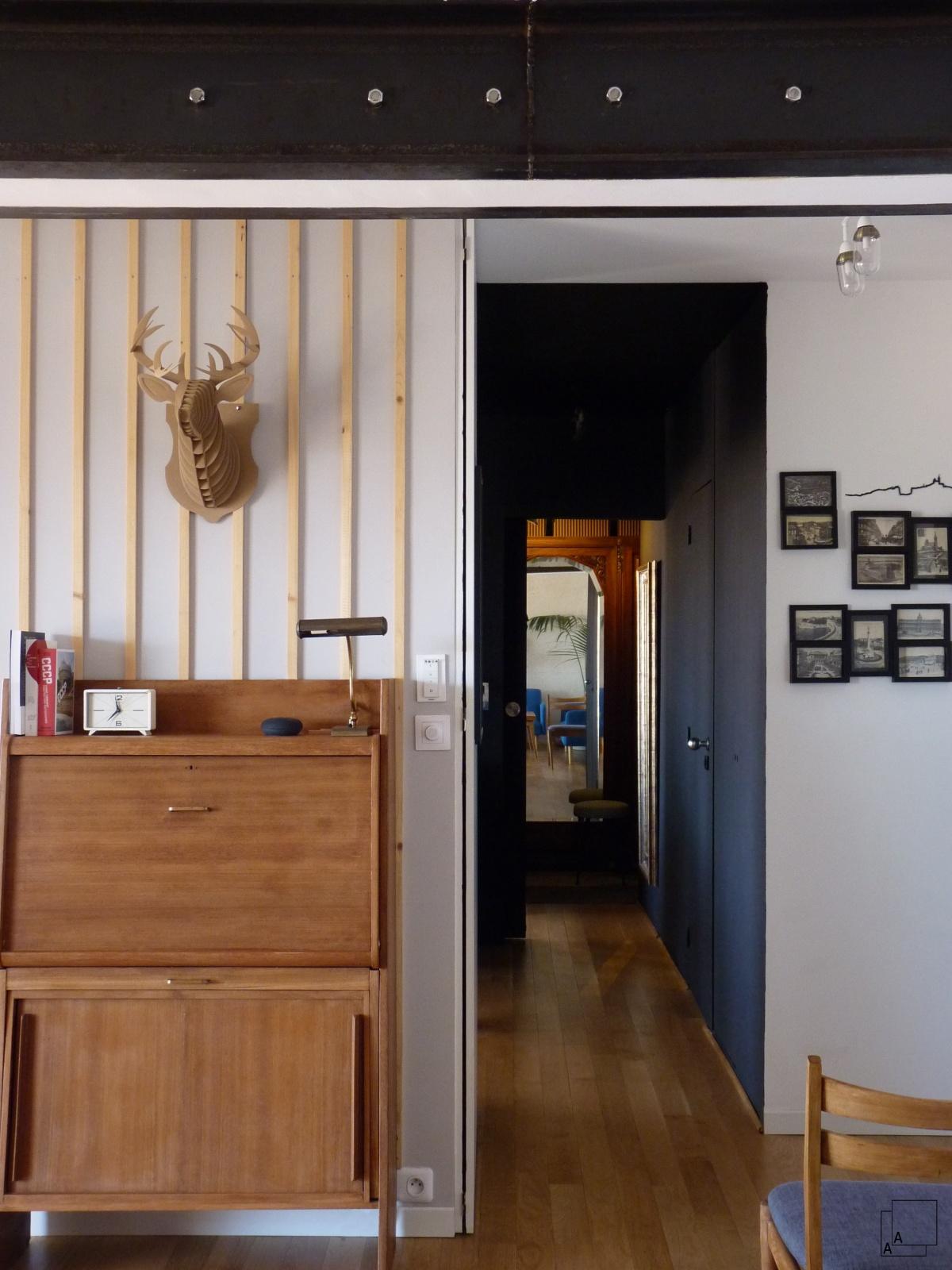 Transformation d'un appartement « la belle vue » : architecture-interieur-marseille-renovation-jeremy-azzaro-meuble-vintage-min-min