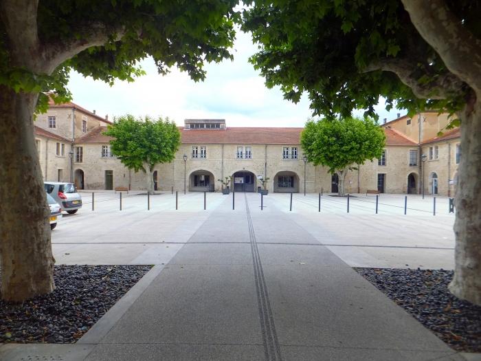 Cour du Centre Pépin : 05