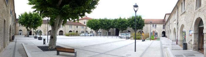 Cour du Centre Pépin : 06