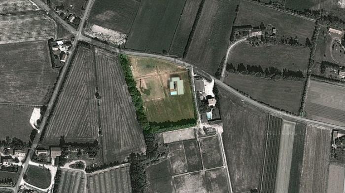 Création d'une Maison Contemporaine : maison-contemoraine-planmasse-jeremy-azzaro-architecte-paca