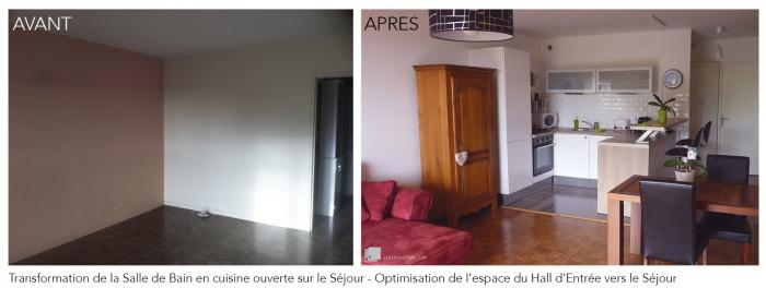 Recomposition d'un appartement années 70 : jeremy-azzaro-architecte-recomposition-intererieur-appartement-sejour