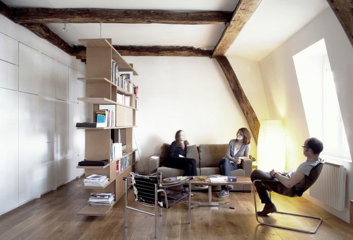 Restructuration complète d'un appartement à Paris 11° : 1204_LG_07_HD2