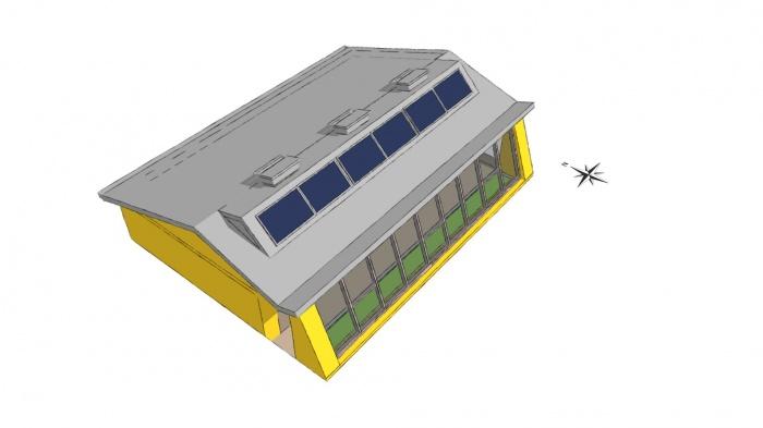 Maison Autonome Durable 00 Concept : MAD0008