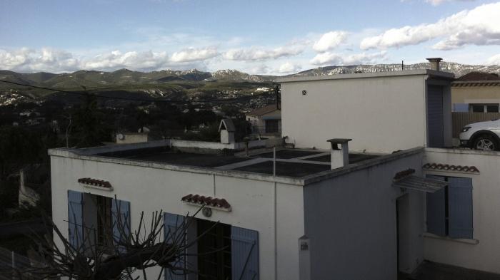 Surélévation d'une maison pour la création d'une suite parentale : c-surelevation-extension-maison-villa-site-jeremy-azzaro-architecte-