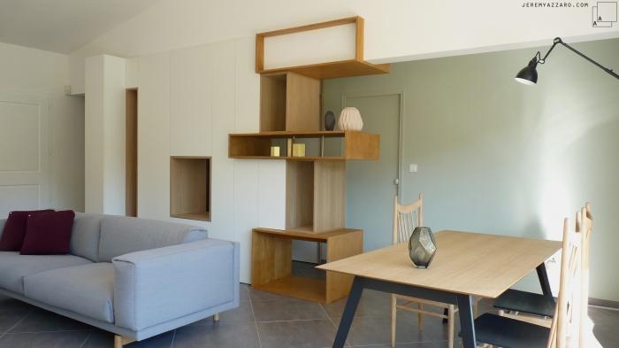 Aménagement Intérieur d'une villa  avec création de mobilier : image_projet_mini_91048