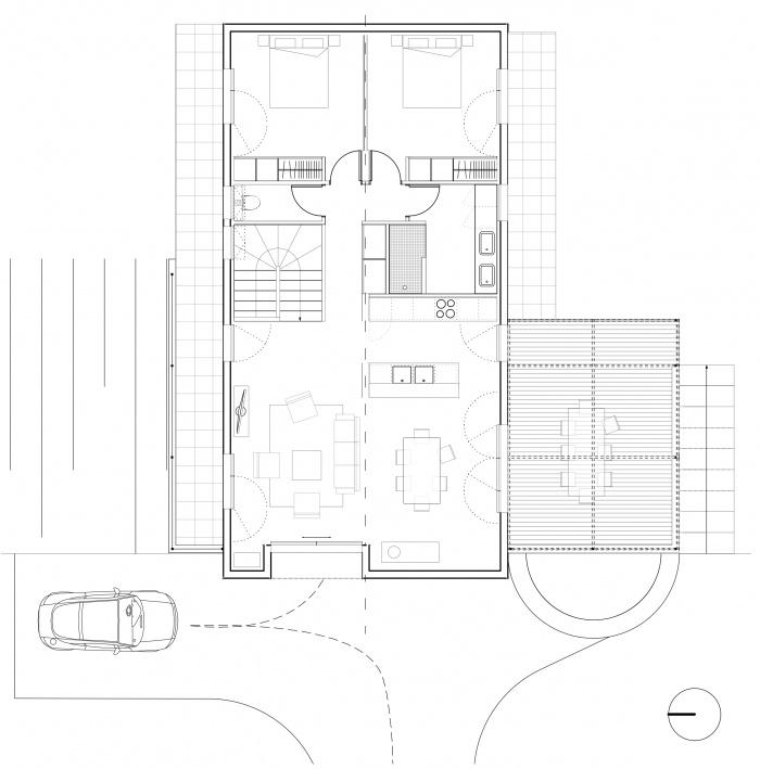 Maison NI : Maison NI RDC.jpg